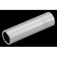 "Bahco A7402DM-12 12mm x 3/8"" Deep Bi-Hex Socket"