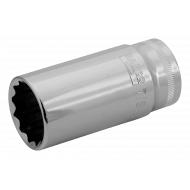 "Bahco A7402DZ-5/16 5/16"" x 3/8"" Deep Bi-Hex Socket"