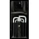 Bahco 1997M/7T Offset Key Screwdriver Set