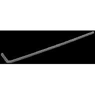 Bahco 1995LM-2 Offset Black Key Screwdriver Hex 2mm