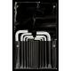 Bahco 1997M/11T Offset Key Screwdriver Set