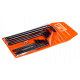 Bahco 1995TORX/11T Long TORX L-Key Set – 11 Pieces
