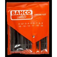 Bahco 1995M/15T Offset Black Screwdriver Set