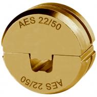 Klauke AES2225 25mm² Trapezoid Crimping Die