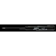 Bahco 7372I-2.5-75 Precision Flat Head Screwdriver 0.4mm x 2.5mm x 75mm