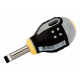 Bahco BE-8340 ERGO™ Flat Head Straight Tipped Screwdriver 0.8mm x 4.0mm x 25mm