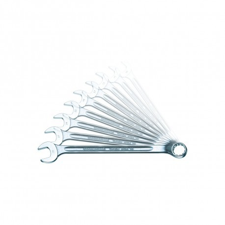 Stahlwille 96400816 7mm - 24mm Combination Spanner Set – 16 Pieces