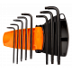 Bahco BE-9575 Long Torx L-Key Set – 8 Pieces