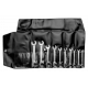 Bahco 1931M/10T 4mm - 11mm Lilliput Double Open-End Wrench Set – 10 Pieces