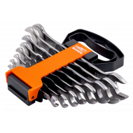 Bahco 6M/SH8 6mm - 22mm Double Open-Ended Wrench Set – 8 Pieces