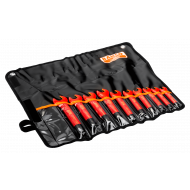 Bahco 6MV/10T 10mm - 22mm Insulated Open-Ended Wrench Set – 10 Pieces