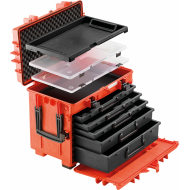 Stahlwille 81091304 13217 Red Tool Roll Cabinet