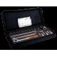 "Bahco 7823DET 1/2"" Bi-Hex Socket (10mm - 30mm) and Hex Socket Set (5mm - 14mm) with Ratchet - 23 Pieces"