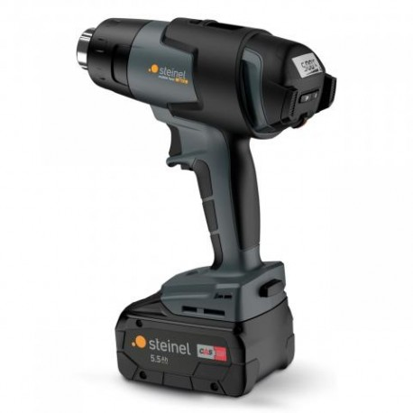 Steinel 068233 MH5 Cordless Heat Gun with LCD/Digital Control & Carry Case