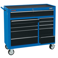 """Draper 15222 40"""" Roller Cabinet with 11 Drawers"""