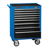 """Draper 15110 26"""" Roller Cabinet with 9 Drawers"""