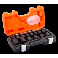 "Bahco D/S14 1/2"" Impact Socket Set (10mm - 27mm) - 14 Pieces"