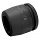 "Bahco K9801M-115 115mm x 1 1/2"" Hex Impact Socket"