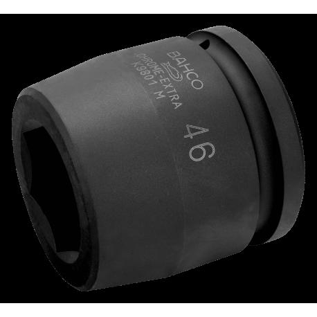 "Bahco K9801M-155 155mm x 1 1/2"" Hex Impact Socket"