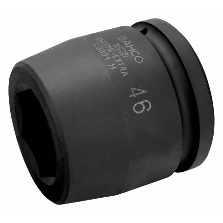 "Bahco K9801M-65 65mm x 1 1/2"" Hex Impact Socket"
