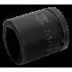 """Bahco K9801Z-1.9/16 1 9/16"""" x 1 1/2"""" Hex Impact Socket"""