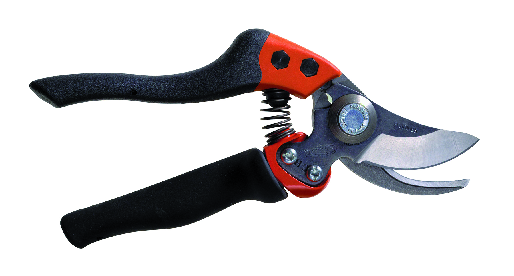 Bahco Bypass Secateurs with Rotating Handle