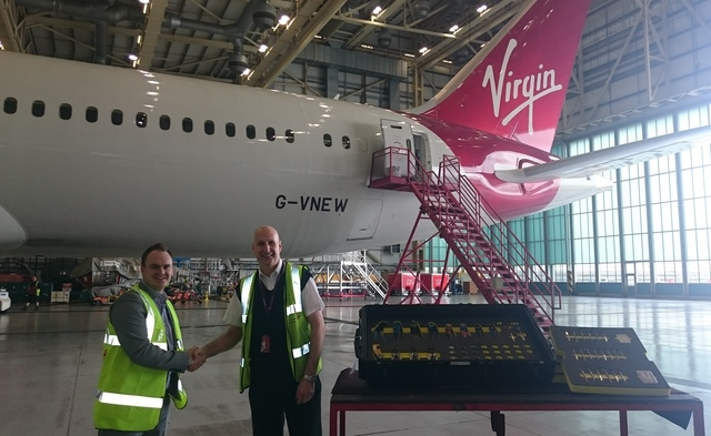 Heamar choose Virgin Atlantic