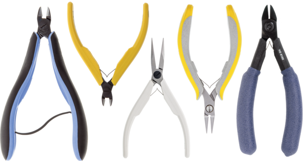 different types of cutters