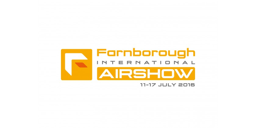 Join Us at The Farnborough Air Show 11-17 July 2016