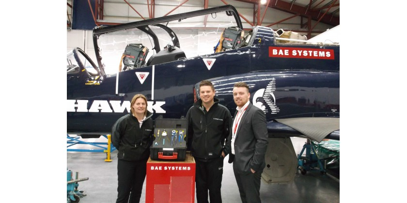 BAE Systems Chooses Specialist Tooling Training Kit from Heamar