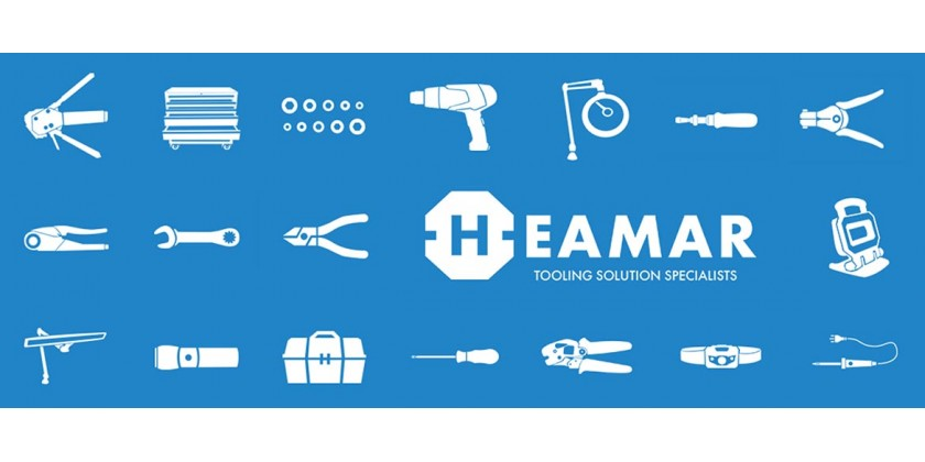 Heamar Launches New Branding