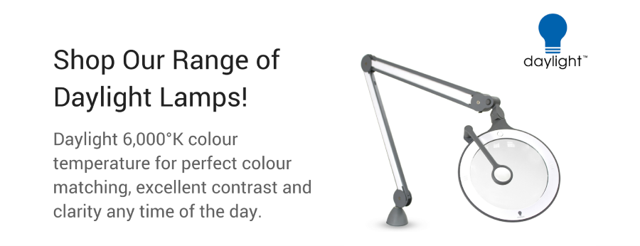 Shop Our Range of Daylight Lamps!