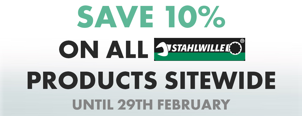 Stahlwille1 10% discount