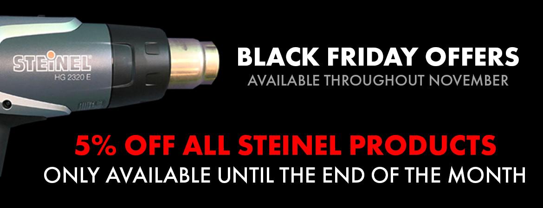 Steinel Black Friday 2020